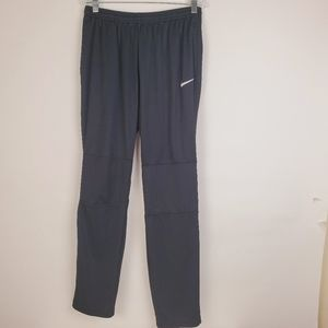 Nike Womens Dry-Fit Black Workout Stretch Running